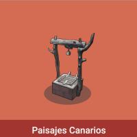 Acomola: Paisajes canarios