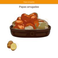 HTML5: papas arrugadas