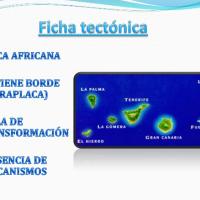 Tectónica de las Islas Canarias
