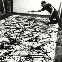 Jackson Pollock y el Dripping