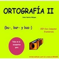 Ortografía II