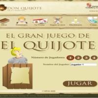 El gran juego de El Quijote