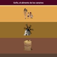 HTML5: Gofio, el alimento de los canarios