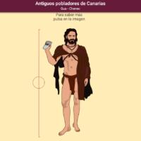 HTML5: Antiguos pobladores de Canarias, Gua - Chenec