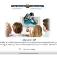 Televisión 3D