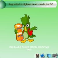 Seguridad e higiene en el uso de las TIC