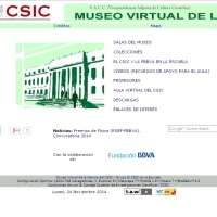 Museo Virtual de la Ciencia