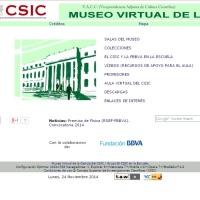 Museo Virtual de la Ciencia