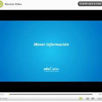 Mover información