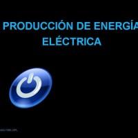 Producción de energía eléctrica