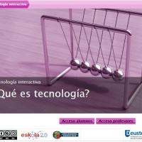 ¿Qué es la Tecnología?