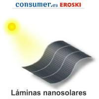 Láminas nanosolares