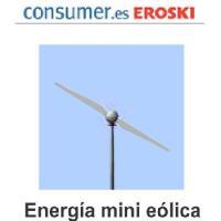 Energía mini-eólica