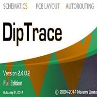 Diseño de circuitos impresos con DipTrace