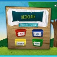 Juego: Reciclaje