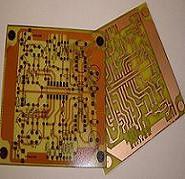 Fabricación de un circuito impreso
