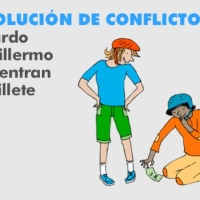 Resolución de conflictos: Eduardo y Guillermo encuentran un billete
