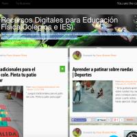 Recursos Digitales para Educación Física(Colegios e IES).