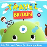 Eric&Bruce Travel To Britain