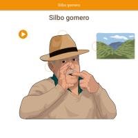 HTML5: Silbo gomero
