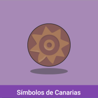 Acomola: Símbolos de Canarias