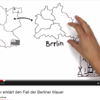 Simpleshow Fall der Berliner Mauer