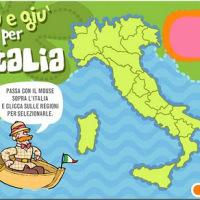 Su e giu per l'Italia
