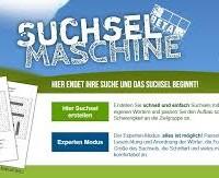 Suchsel-Maschine