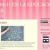 Blog de Educación Física para alumnos con TDAH
