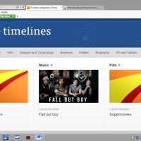 Timetoast. Create timelines!