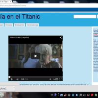 Un espía en el Titanic