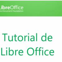 Tutorial de LibreOffice WRITER desde CERO