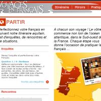 Voyages en français