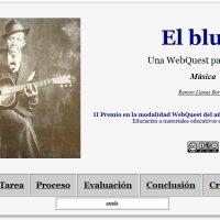 El Blues: una webQuest para la ESO