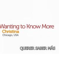 Querer saber más