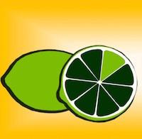 Fracciones de fruta