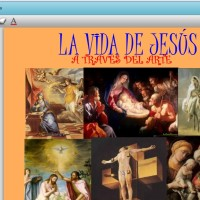 La vida de Jesús a través del arte