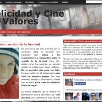 Publicidad y cine con valores