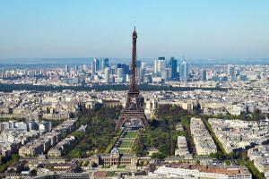 Nos vamos a Paris...