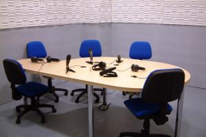 Radio aula enclave
