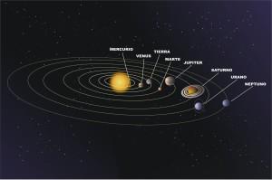 Ruta por el espacio
