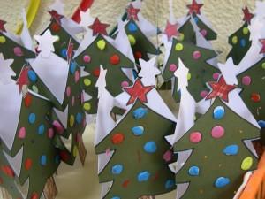 El planeta de los árboles de Navidad