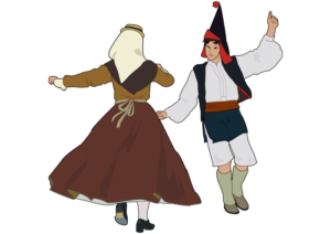 El Canario, un baile diferente