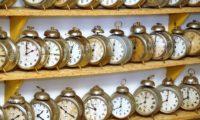 Ya es hora ( TIC, tac, TIC, tac...)