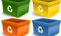 Los colores de la vida dan energía, anímate y recicla