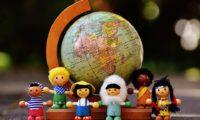 Juegos del Mundo: El mundo de los Juegos, un viaje lúdico por los cinco continentes.