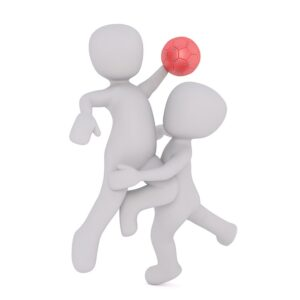 HandBall 7: Aprendizaje de deportes colectivos (Balonmano)