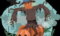 Ya es Halloween en nuestro huerto