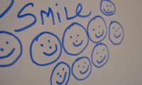 Help one person smile