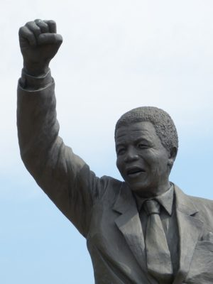The Fight for Human Rights: A Treasure Hunt about Gandhi,Luther King and Mandela